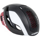 Lazer Bullet Helmet matte black/white red